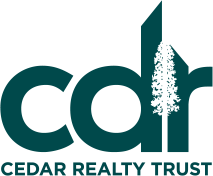 cedarrealtytrust