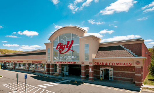 Big Y Shopping Center